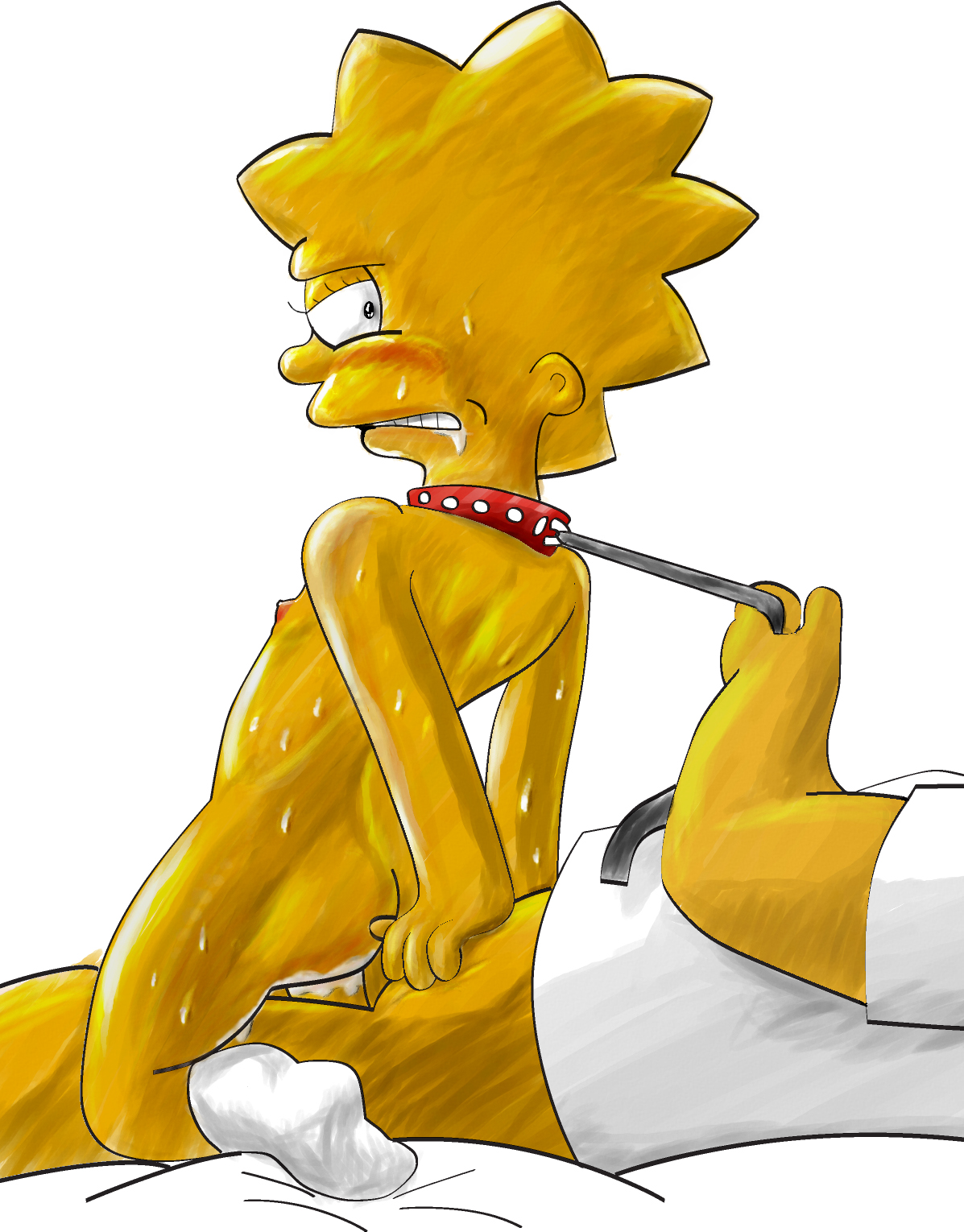 Simpsons hentai album lisa nsfw movie