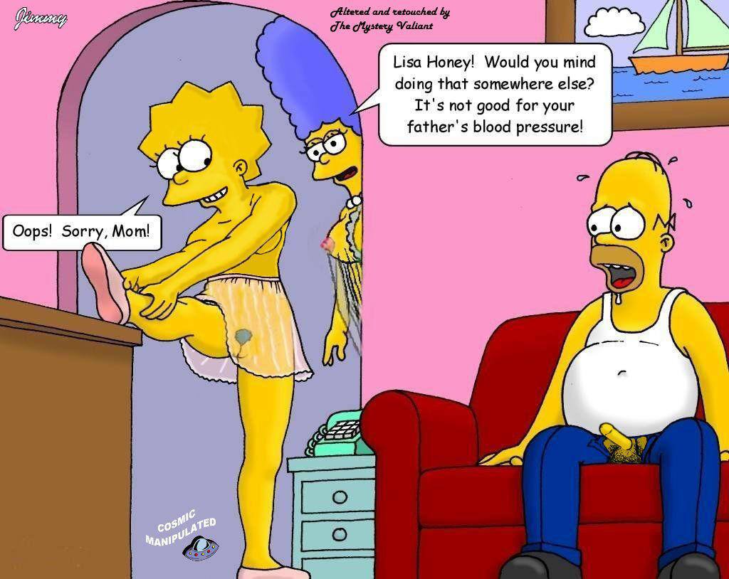 What result? the simpsons porn bart fucks lisa that interfere