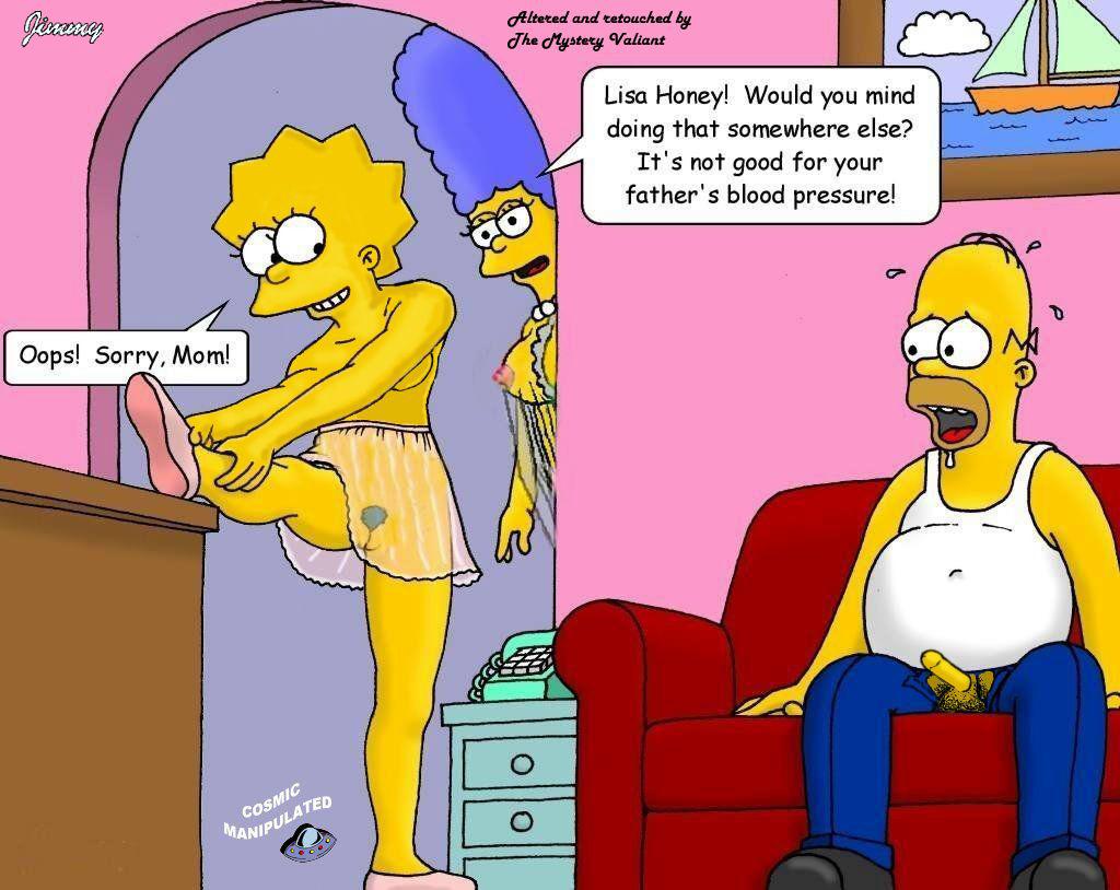 Lisa fucks simpson simpson bart