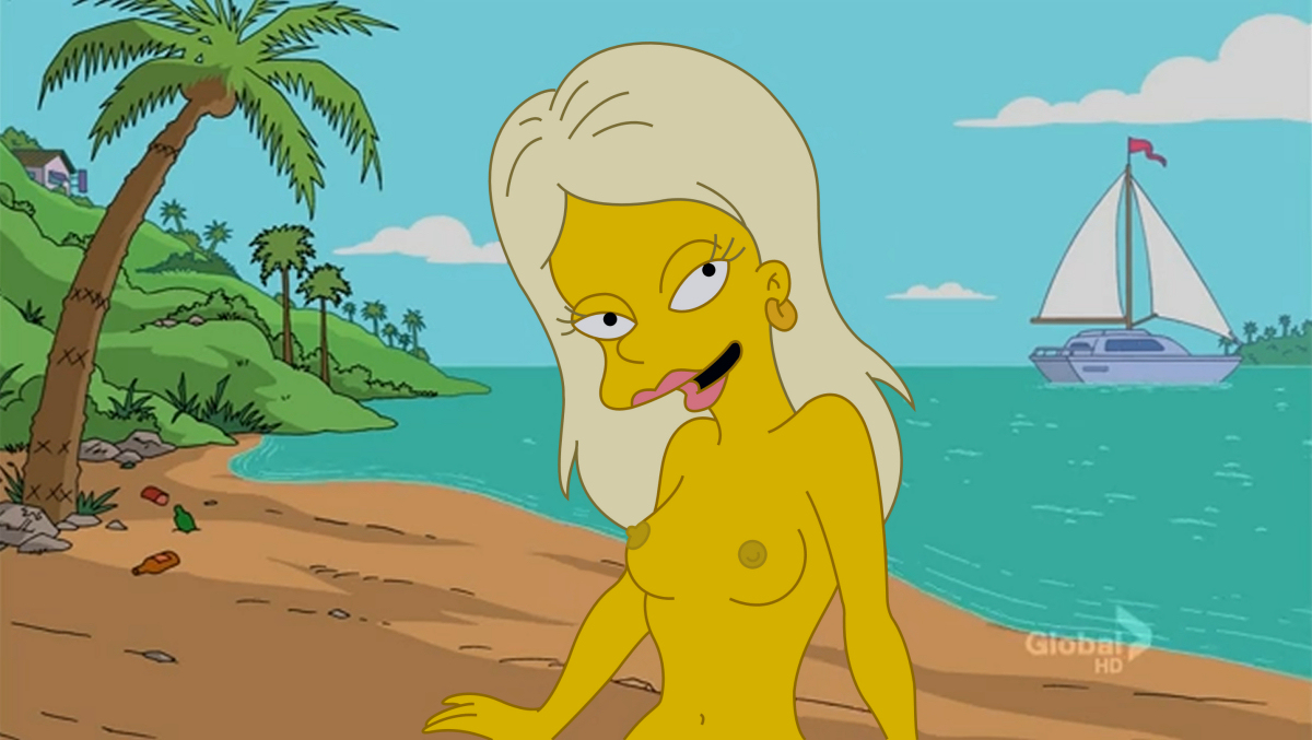 shauna from the simpsons naked