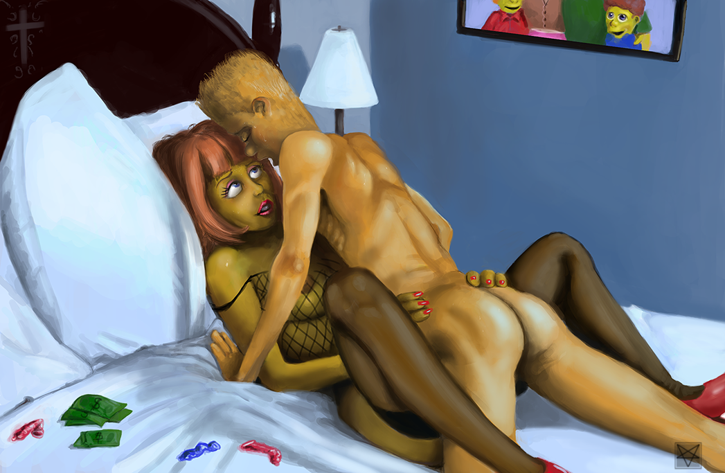 Apologise, but, Nude maude flanders having sex share