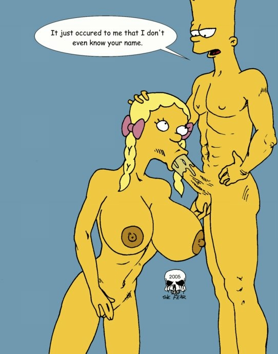 Movies simpsons sex toon