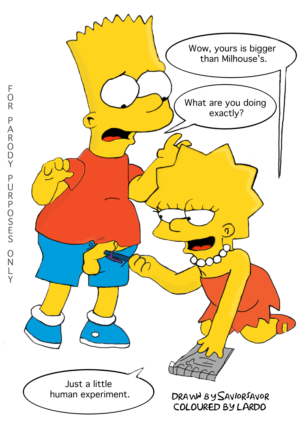 Bart simpsons porn Bart