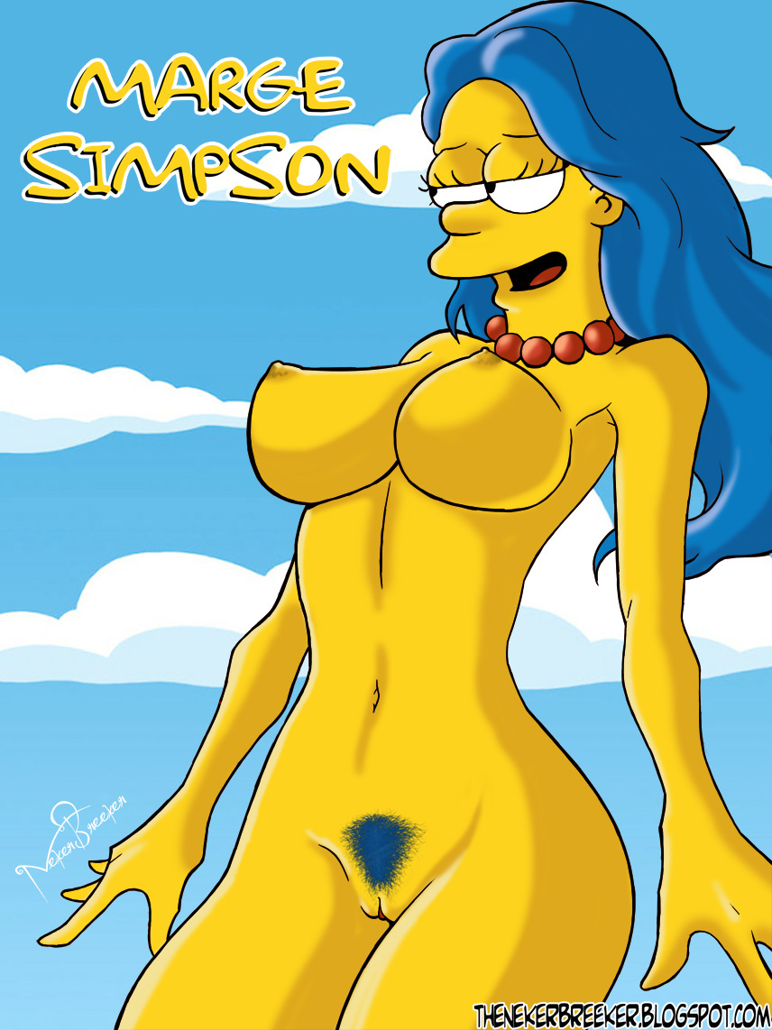 March simpson nackt