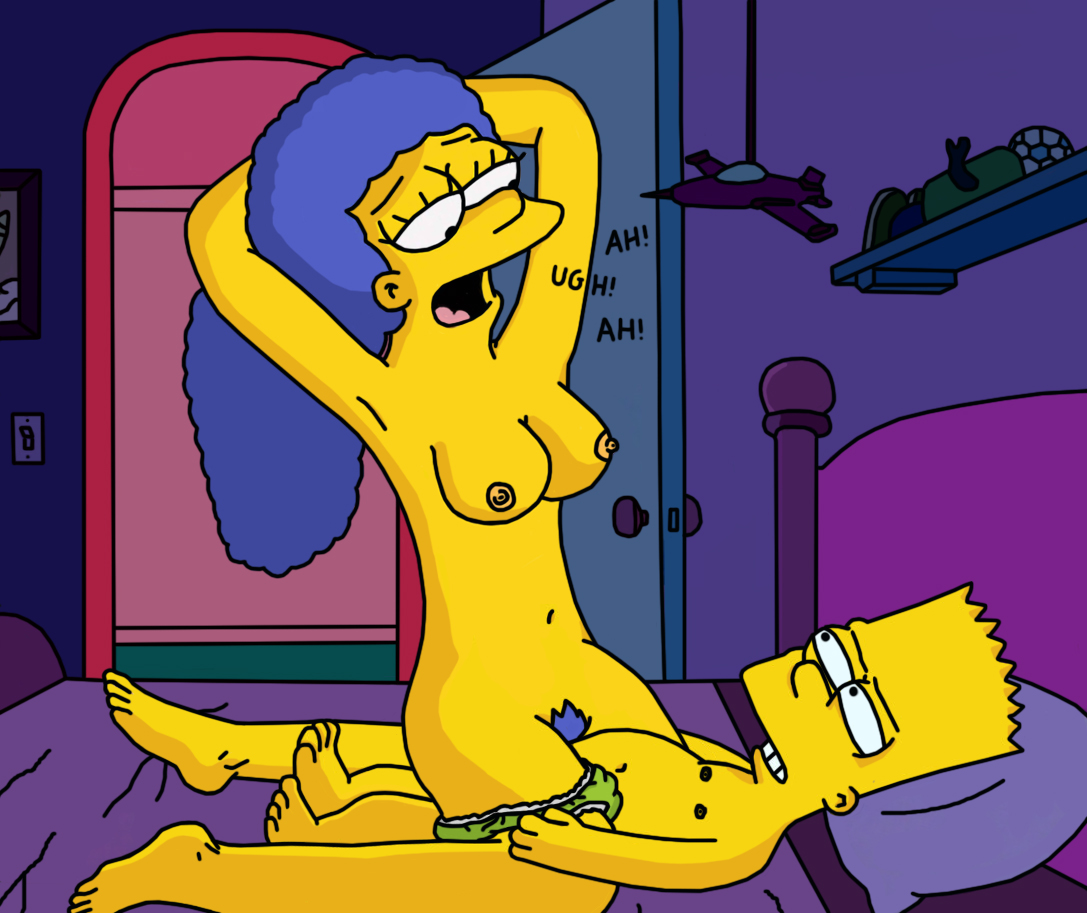 Bart And Marge Xxx