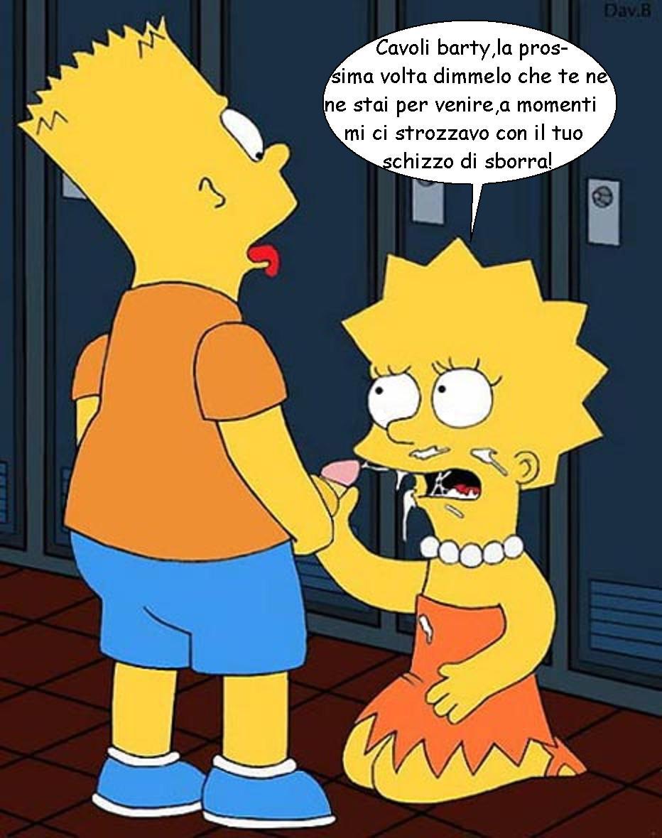Симпсоны лиза хентай мульт 5 фотография