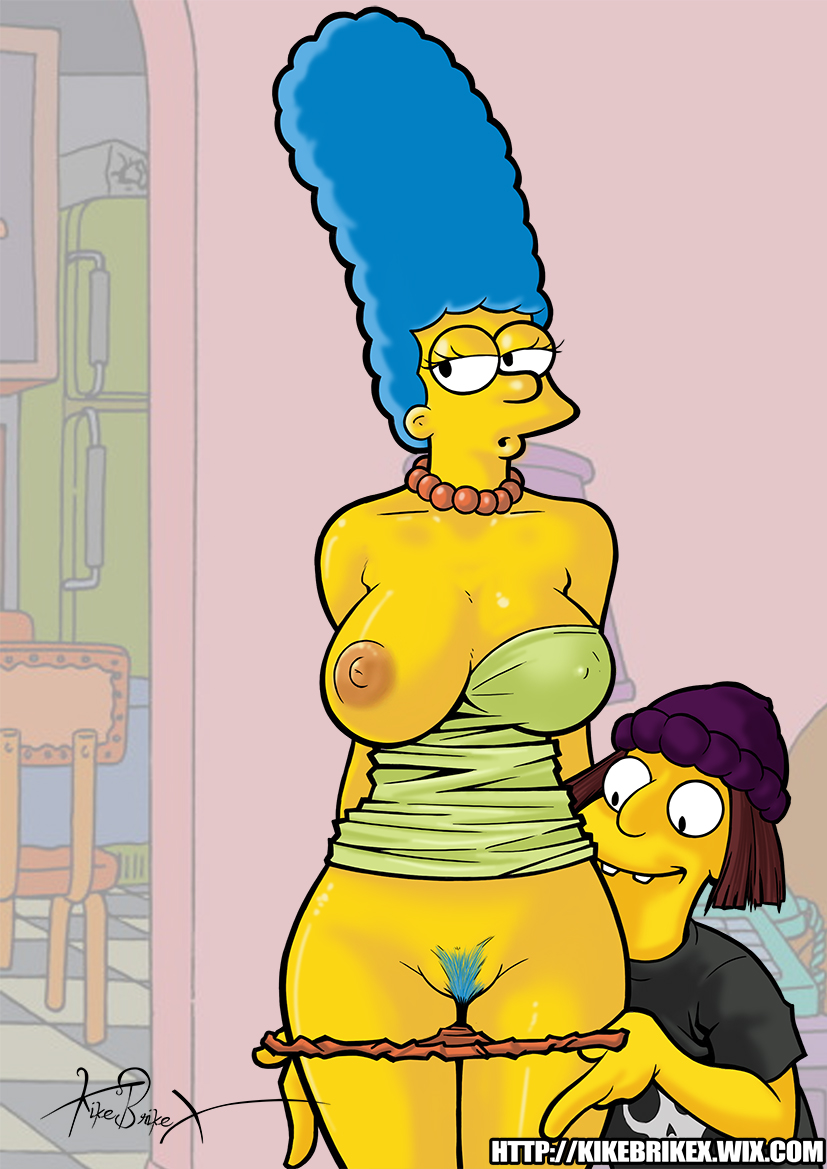 Really. Marge simpson anal very pity