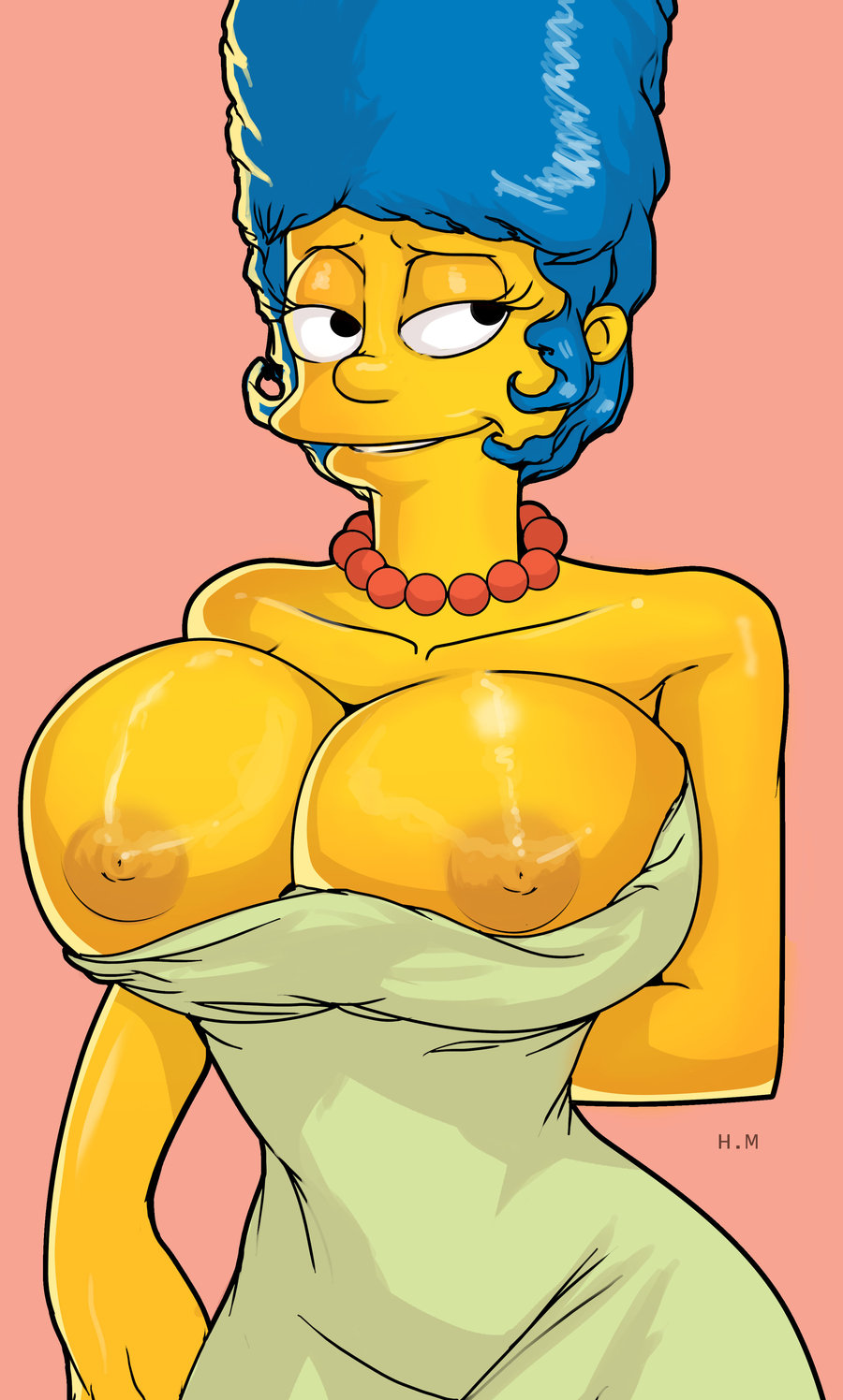 The simpsons big tits