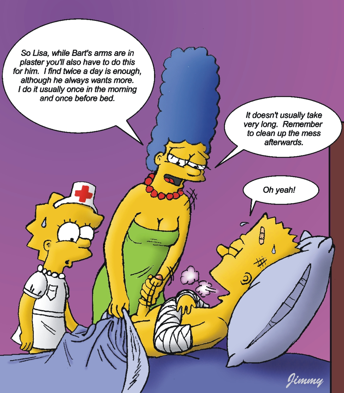 Wow!! hotness! Porn simpsons games