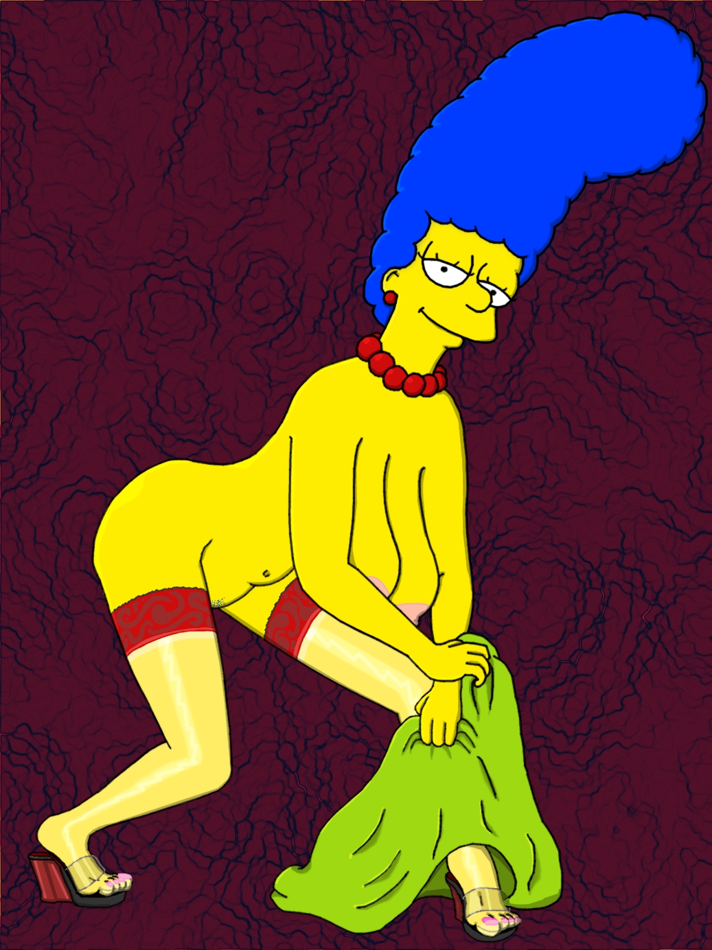 Simpsons porn galleries erotica clips