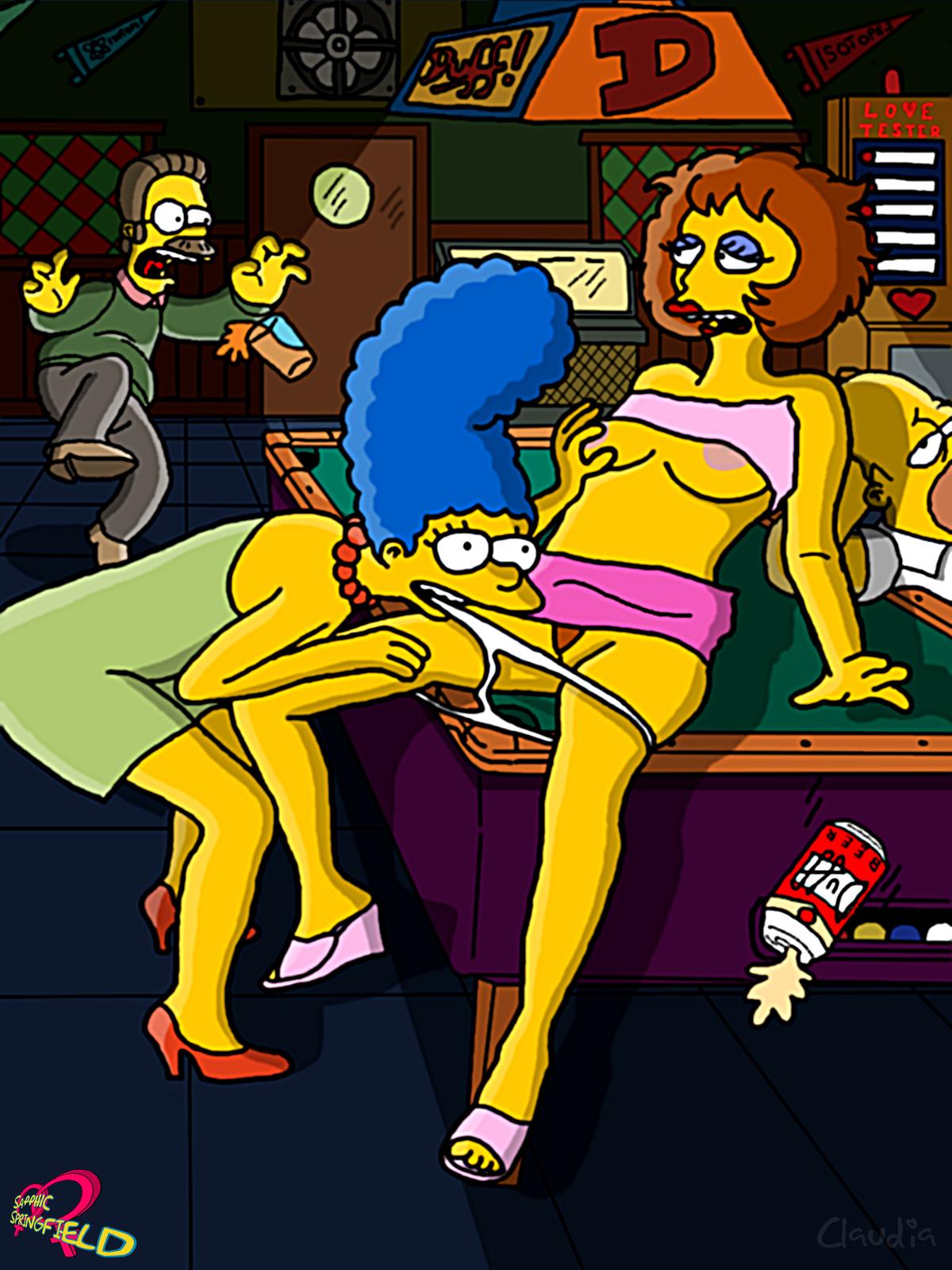 Думаю, что смотреть порно мультик симпсоны было