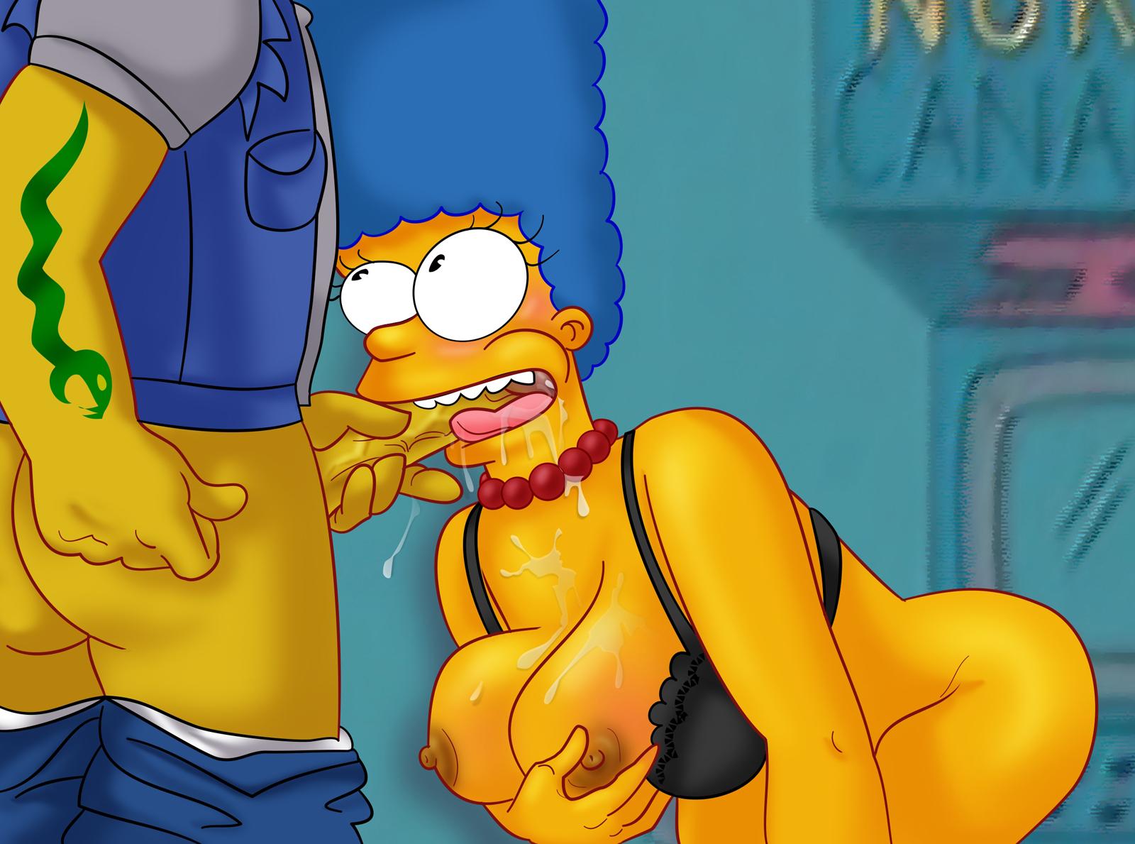 Смотреть бесплатно порно аниме симпсоны 17 фотография
