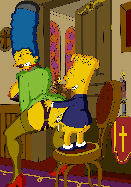 Marge Simpson Hentia