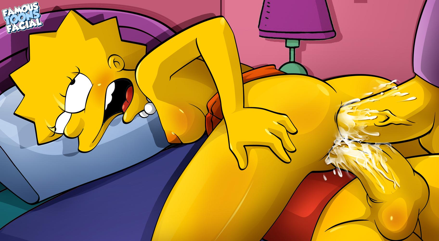 Naked pics of lisa simpson cartoon porn pron galleries