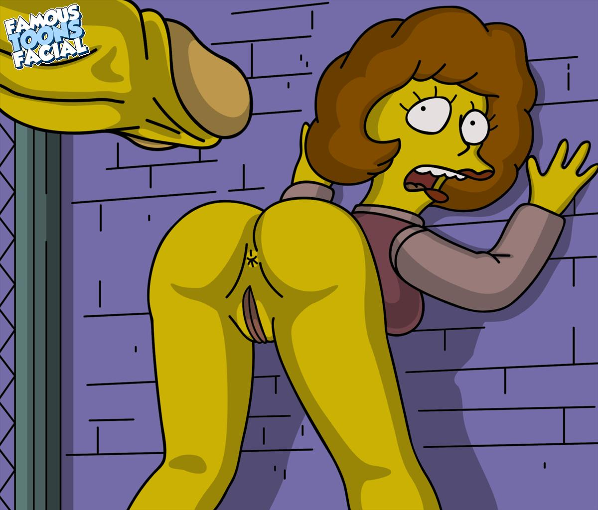 adult cartoons Simpsons