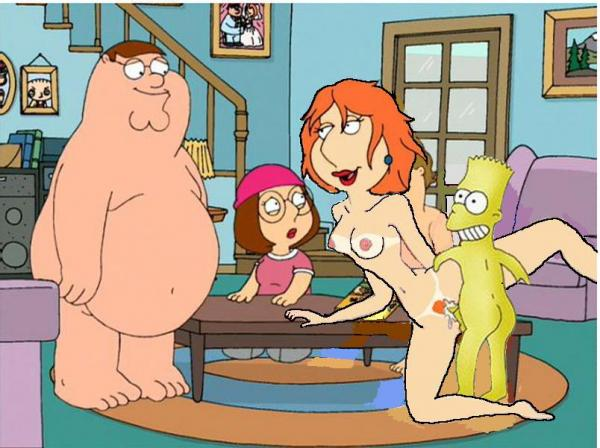 lisa simpson and meg griffin porn
