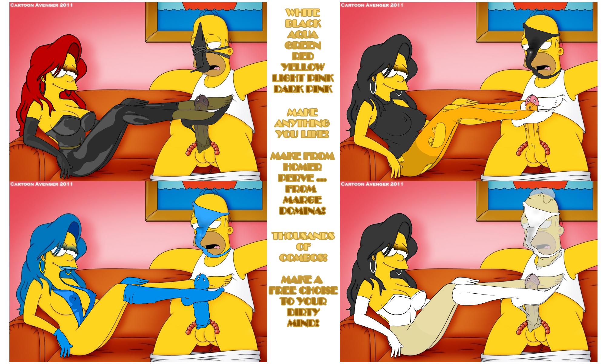 Simpson porn hentai jizz exposed video