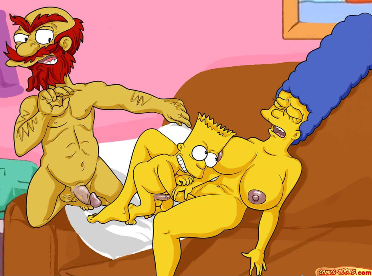 Simpsons Cartoon Porn Porn Videos Pornhubcom