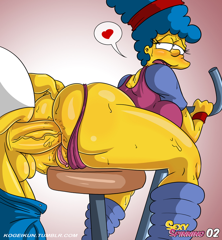 Симпсоны xxx pics 13 фотография