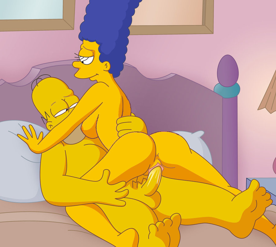 The simpsons hentai sexy