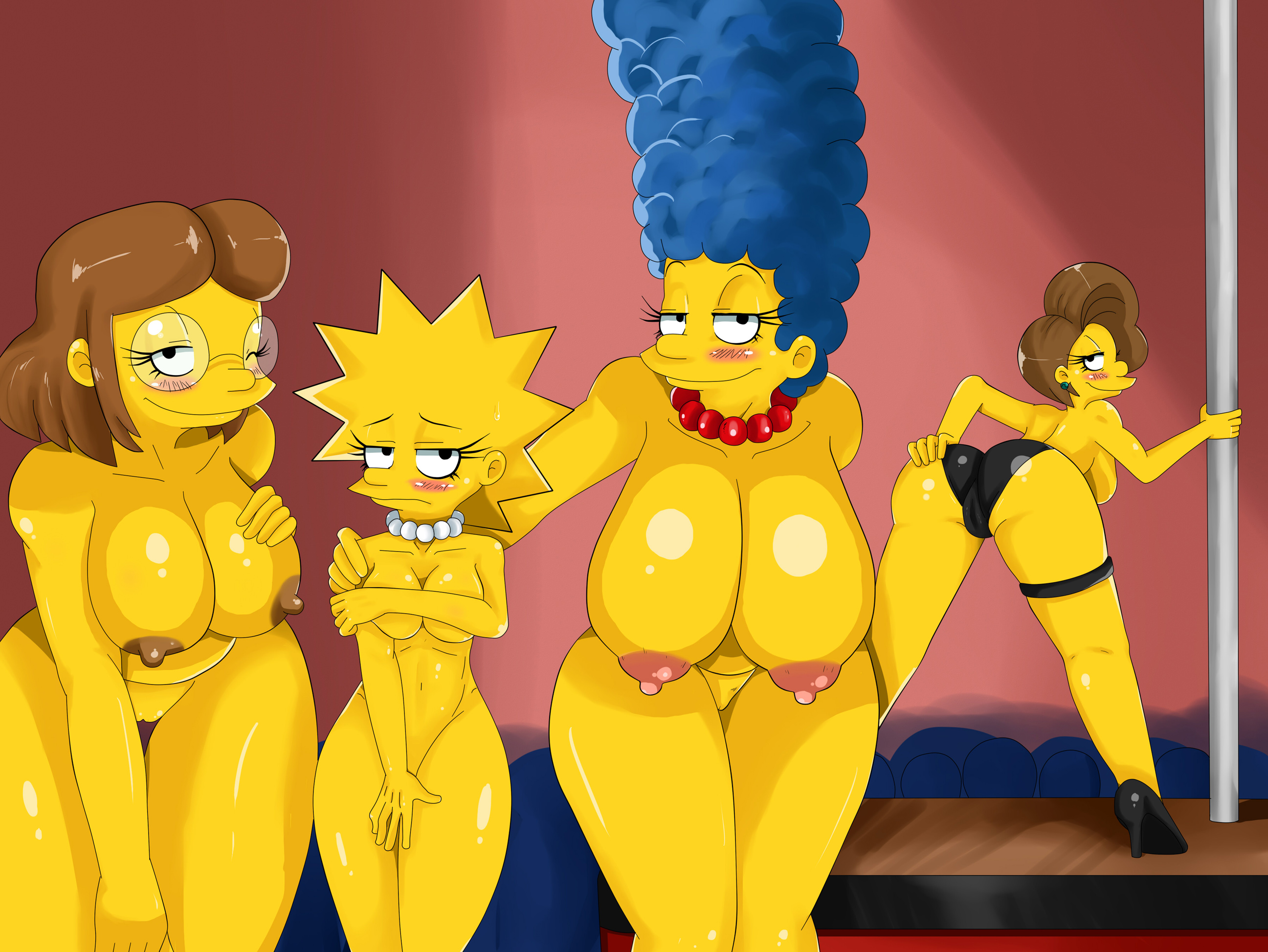 Marge porn simpson topic You