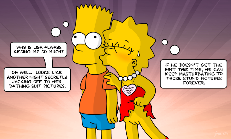 Love lisa pregnant by bart hentai megaupload face