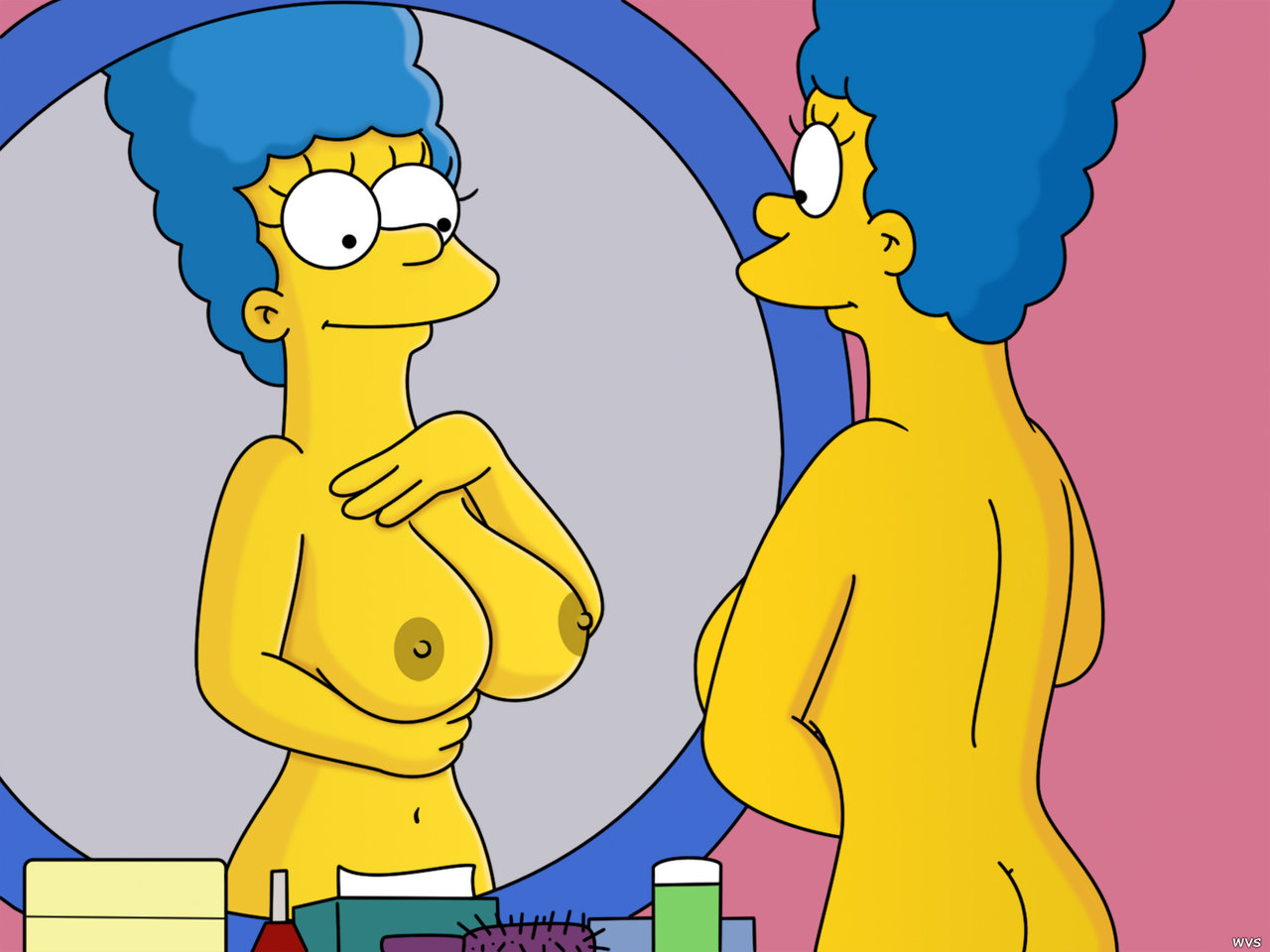 Naked pictures of the women from the simpsons, undressed young girls ready for sex
