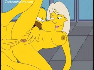 cartoon valley simpsons - #pic1166215: Cartoon-valley – Homer Simpson – The Simpsons
