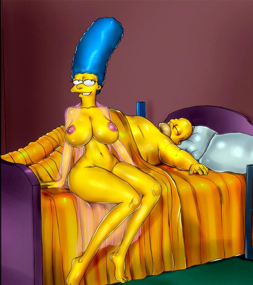 Bart a des rapports sexuels avec marge