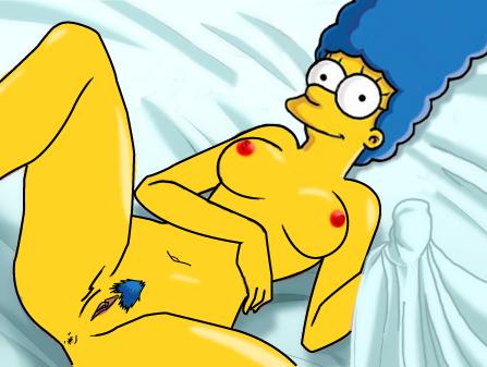 симпсоны порно молодых