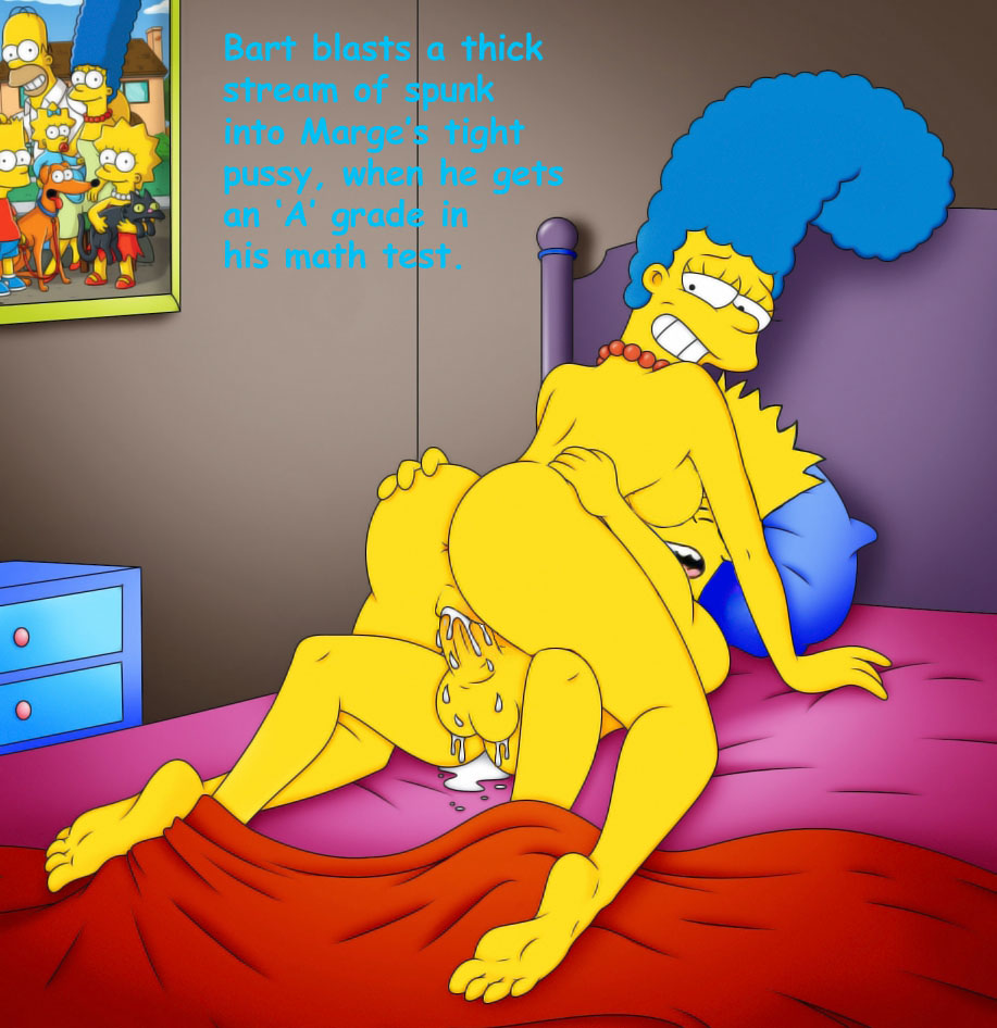 simpson cartoon porn