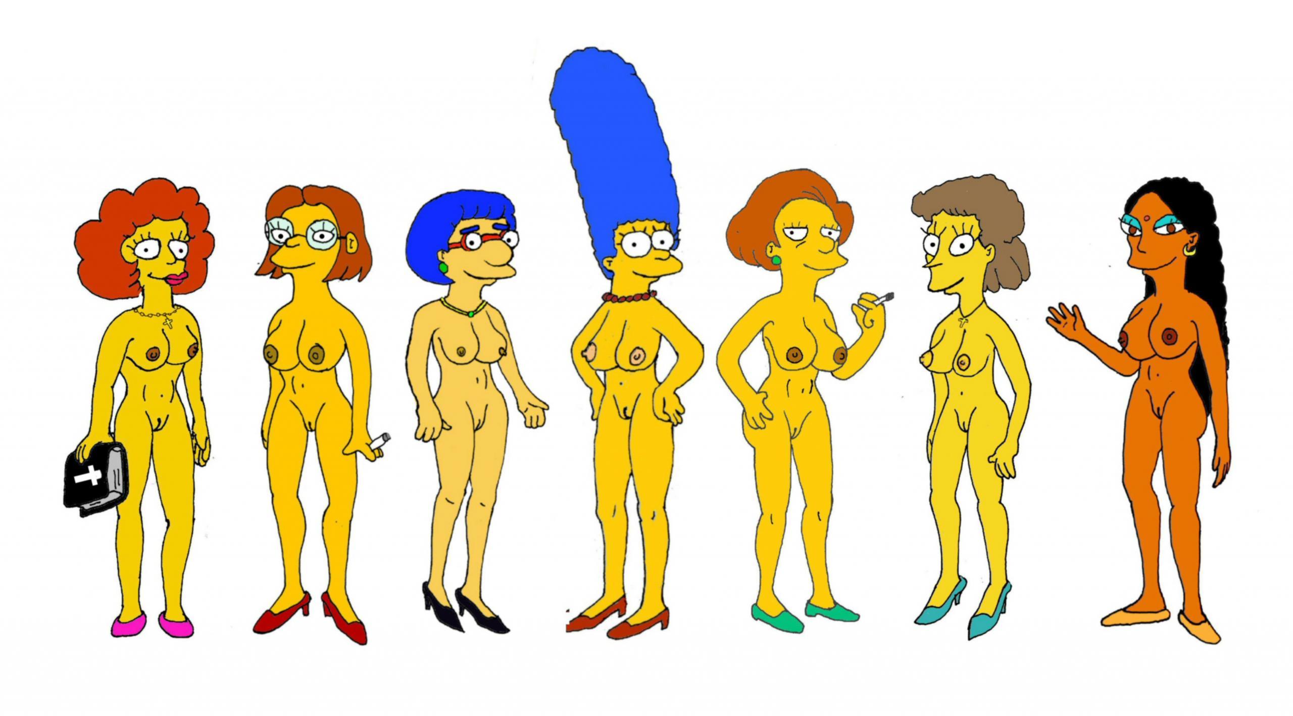 Симпсоны порно мот 21 фотография