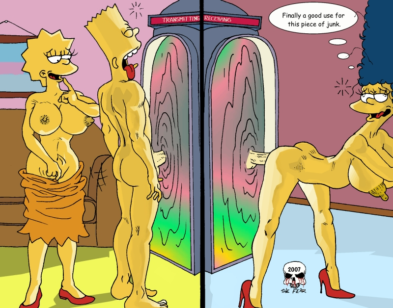 Free porn Simpsons galleries Page 3 -