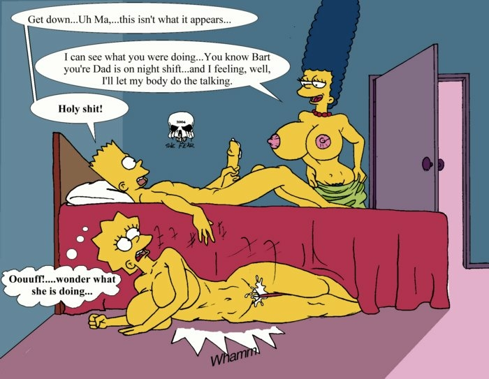 Can recommend Bart and lisa simpson hentai comic