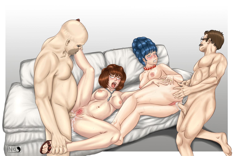 Симпсоны порно мот 9 фотография