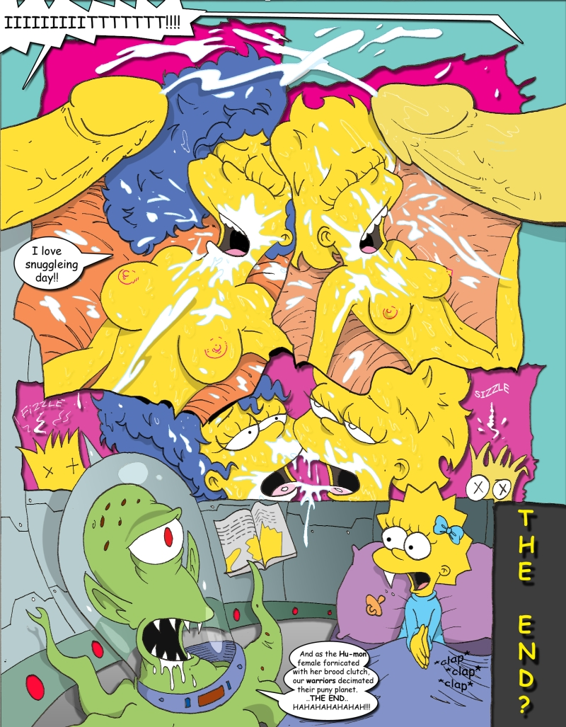 Симпсоны лиза хентай мульт 29 фотография