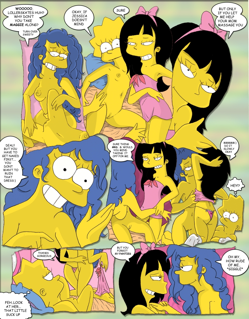 Possible tell, Nackt porn cartoon comic simpson vagina
