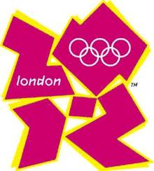 #pic72845: Bart Simpson – Lisa Simpson – London 2012 Olympics – Olympics – The Simpsons – animated – logo