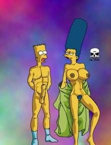 #pic238532: Bart Simpson – Marge Simpson – The Fear – The Simpsons