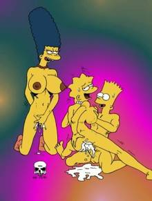 #pic238531: Bart Simpson – Lisa Simpson – Marge Simpson – The Fear – The Simpsons