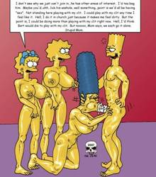 #pic237997: Bart Simpson – Lisa Simpson – Maggie Simpson – Marge Simpson – The Fear – The Simpsons