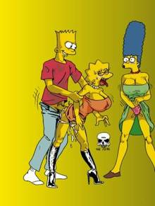 #pic237993: Bart Simpson – Lisa Simpson – Marge Simpson – The Fear – The Simpsons