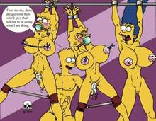 #pic237093: Bart Simpson – Lisa Simpson – Maggie Simpson – Marge Simpson – The Fear – The Simpsons