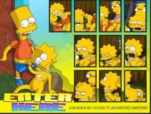 #pic143625: Bart Simpson – Lisa Simpson – The Simpsons