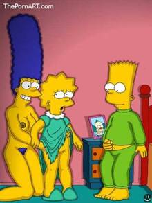 #pic143566: Bart Simpson – Lisa Simpson – Marge Simpson – The Simpsons