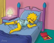 #pic142872: Jimmy – Lisa Simpson – The Simpsons