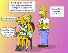 #pic142848: Homer Simpson – Jimmy – Lisa Simpson – Montgomery Burns – The Simpsons