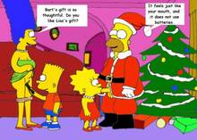 #pic305086: Bart Simpson – Homer Simpson – Lisa Simpson – Marge Simpson – The Simpsons – animated