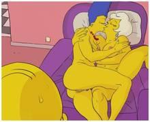 #pic323033: Furronika – Homer Simpson – Lindsey Naegle – Marge Simpson – The Simpsons