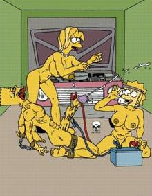 #pic318854: Bart Simpson – Lisa Simpson – Maggie Simpson – The Fear – The Simpsons – animated